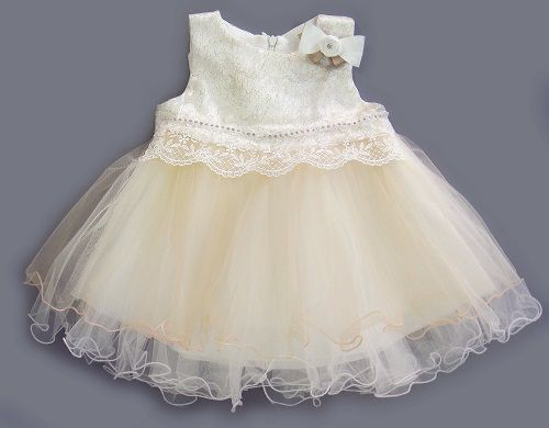 kids fashion little girl dress Magnificent fancy dress for little princesses (from 1 to 5 years) from the brand TM Bubble kids