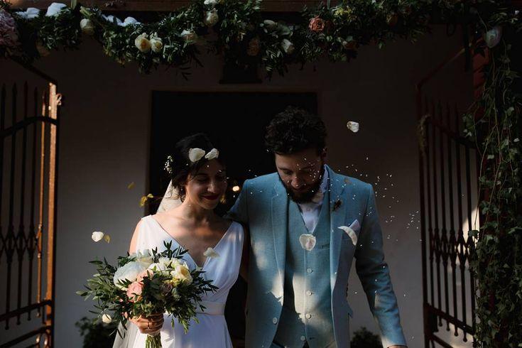 Greek - Swiss wedding in Greece
