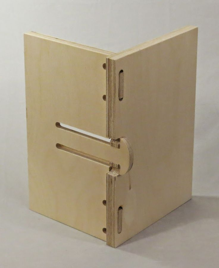 how to cut pedestal joinery