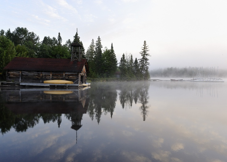 Camp Arowhon, Algonquin Park, Ontario: Summer Overnight Camp for ages 7 to 16.