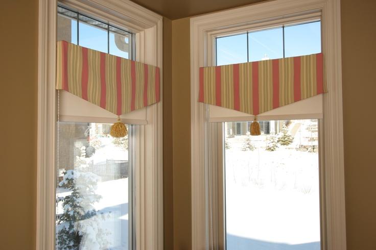 Custom Window Treatment Our Designs Pinterest Window