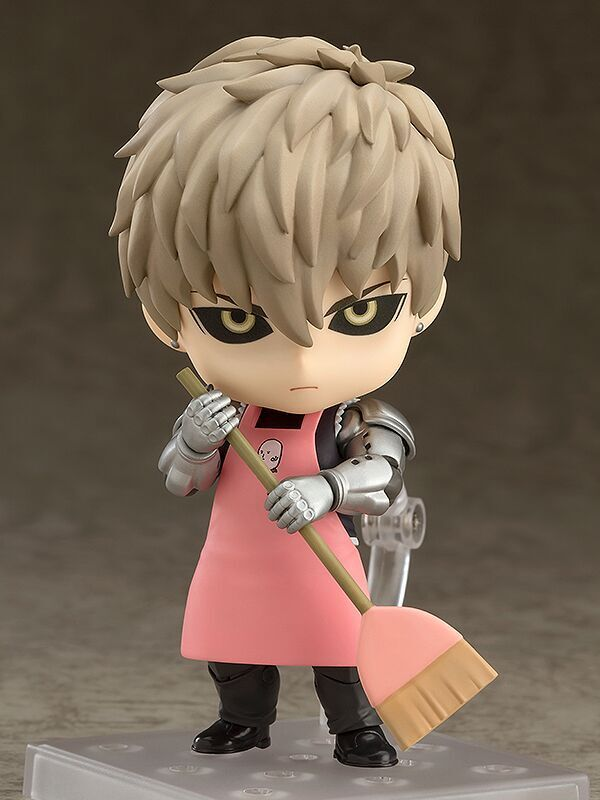 BackAbout Genos One-Punch Man Nendoroid Figure From the popular anime series…