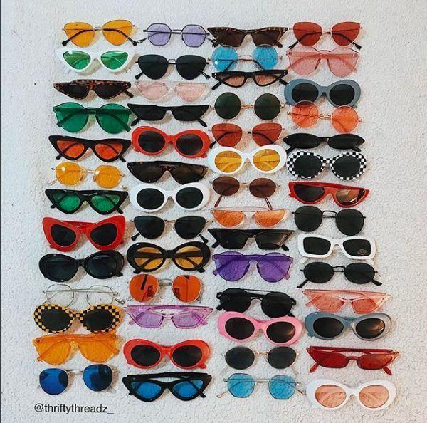 B I A N C A 💕 – #sunglasses – #accessoires #Sun…