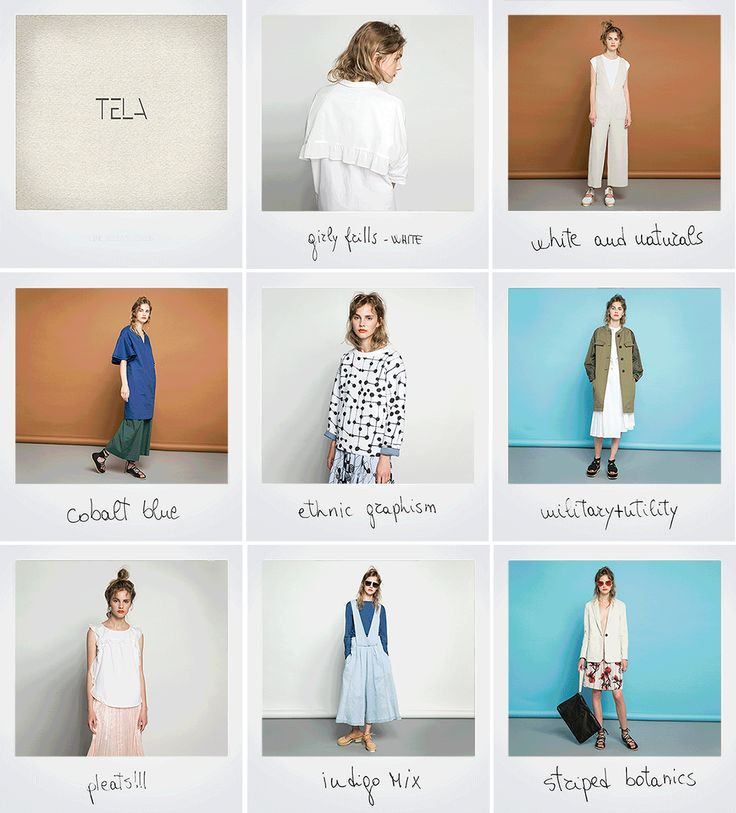 http://www.tela9.com/  #tela #tile #editorials #style #woman #icons #minimal