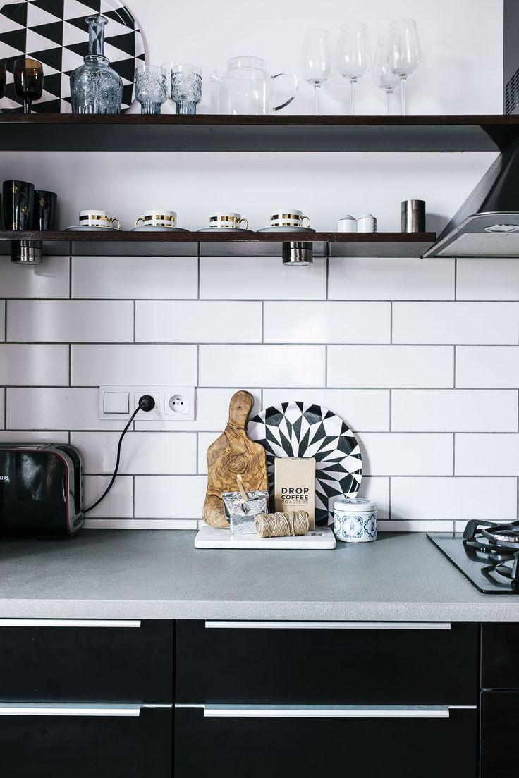Kitchen shelf, Odwzorowanie - Kreujemy autentyczne wnętrzna