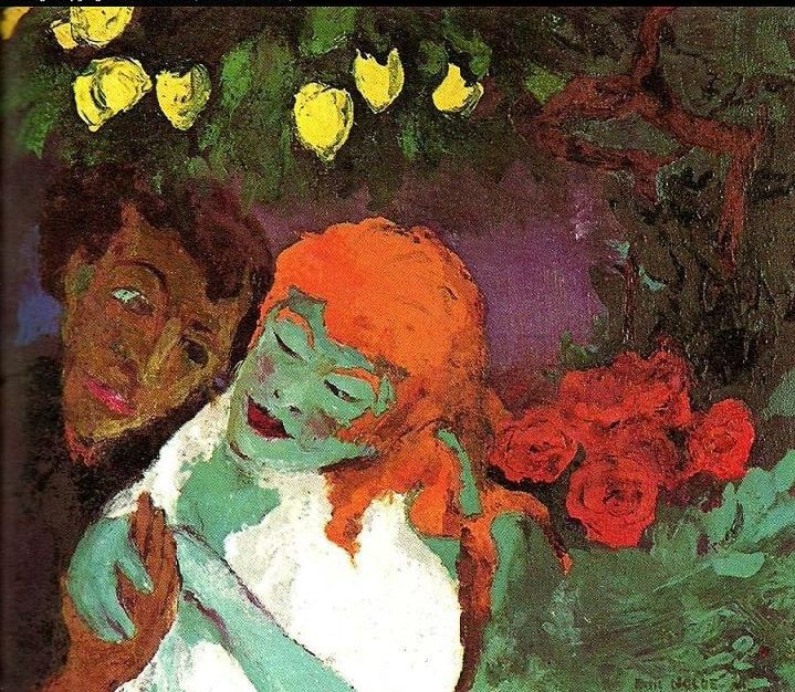 Emil Nolde ~ The Die Brücke Group | Tutt'Art@ | Pittura * Scultura * Poesia * Musica |