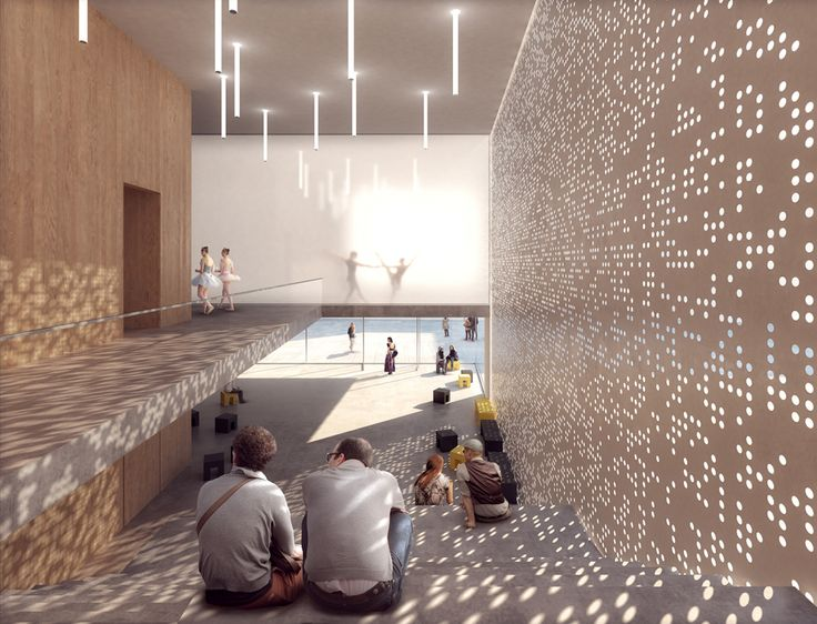 Gallery - HPP Selected to Redesign Cologne's University of Music and Dance - 3
