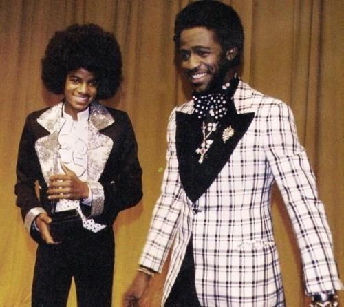 Michael Jackson and Al Green