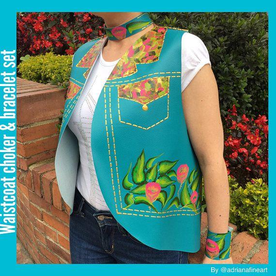 Chaleco para mujer, festival, ropa mujer,chaquetas,ropa vintage,ropa mujer,chaqueta sin mangas,ropa vintage, estilo boho, ropa floral.