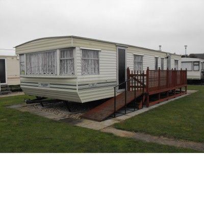 Caravan to rent, Chapel St Leonards Location: South Road,Chapel St Leonards,Lincolnshire.PE24 5TL Caravan to rent on Merryfields site, Chapel St Leonards. A small quiet site, which has a playpark right outside the caravan. There is also hard parking just outside the caravan. The caravan has 3 bedrooms and is 8 berth. bedroom 1 has a double bed and bedroom 2 and 3 are twin rooms. All bedrooms have panel heaters. A double bed can also be put up in the lounge area.