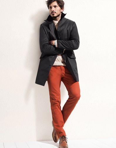 Las 25 mejores ideas sobre pantalon rojo hombre en - Como conseguir color naranja ...