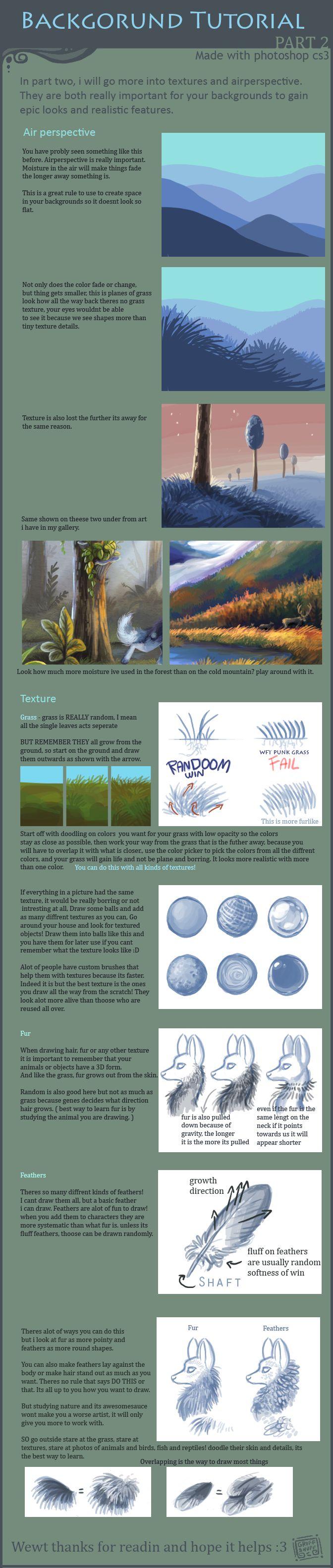 Background tutorial part 2 by =griffsnuff