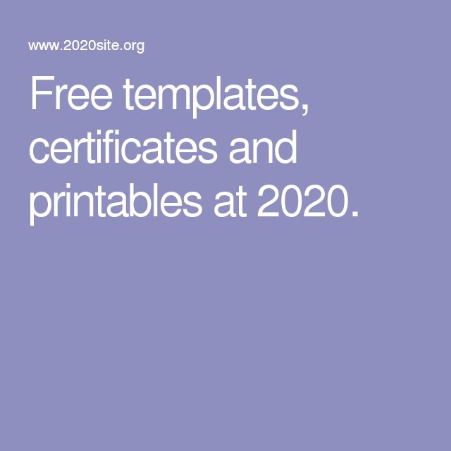 Best 25+ Free certificate templates ideas on Pinterest Templates - award templates free word