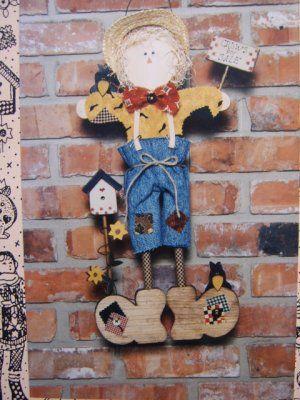 Primitive Wooden Patterns Free | Free Primitive Crafts ...