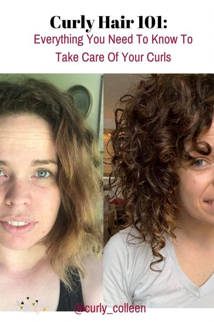Curly Hair 101 Everything You Need To Take Care Of Your Curls