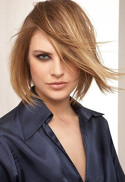 Шикарное мелирование для блондинок | Женский журнал Менина.Ру
