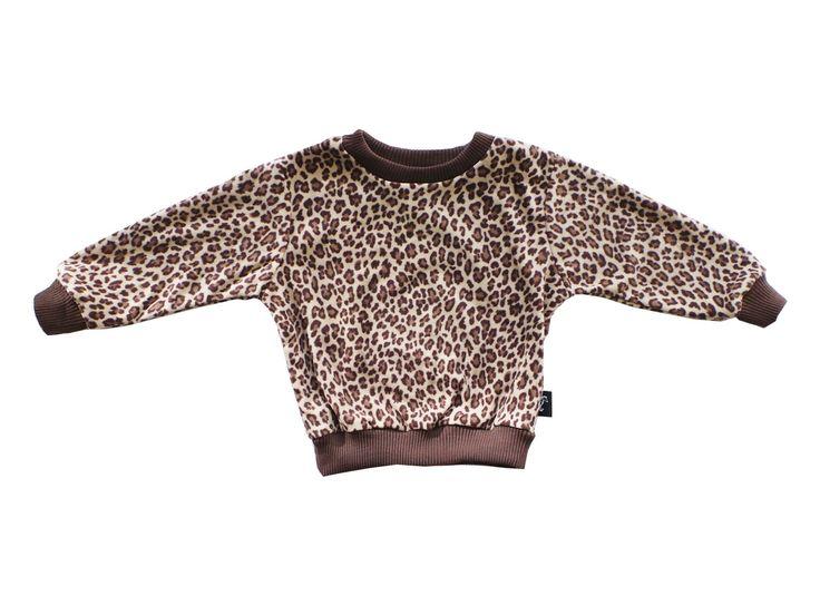 Cute Leopard Sweater