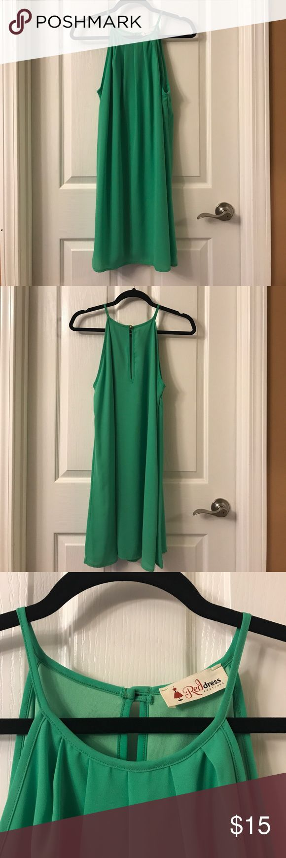 Red Dress Boutique Kelly Green Dress Kelly green dress. Size small. The Red Dress Boutique Dresses