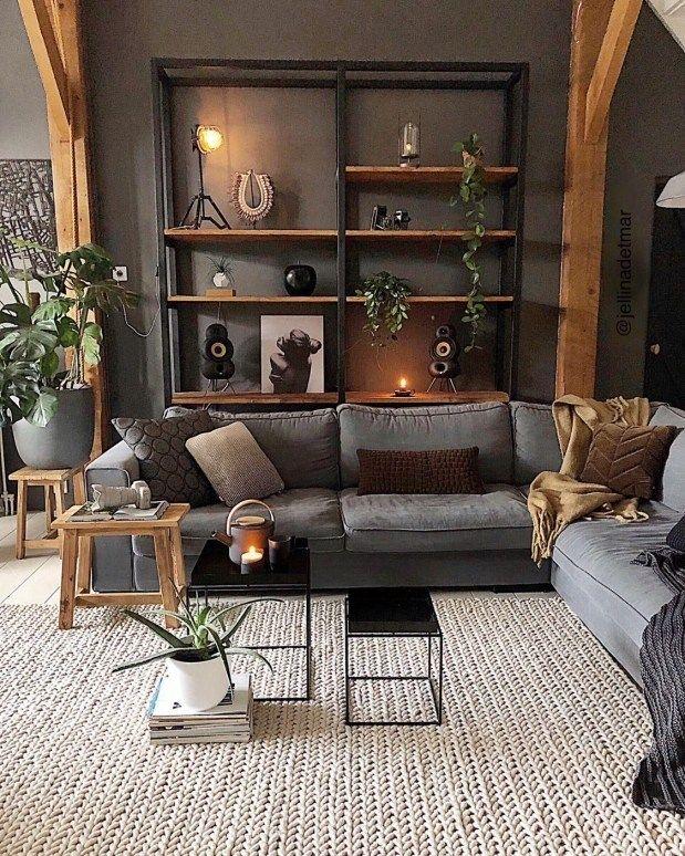 96 Amazing Rustic Apartment Living Room Design Ideas How To Create A Ru Living Room Decor Rustic Apartment Living Room Design Rustic Living Room Furniture