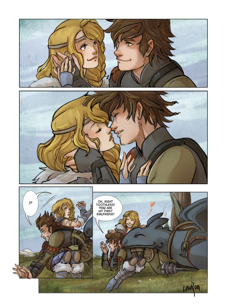 Dragon How Dating And Your Train To Fanfiction Hiccup Astrid