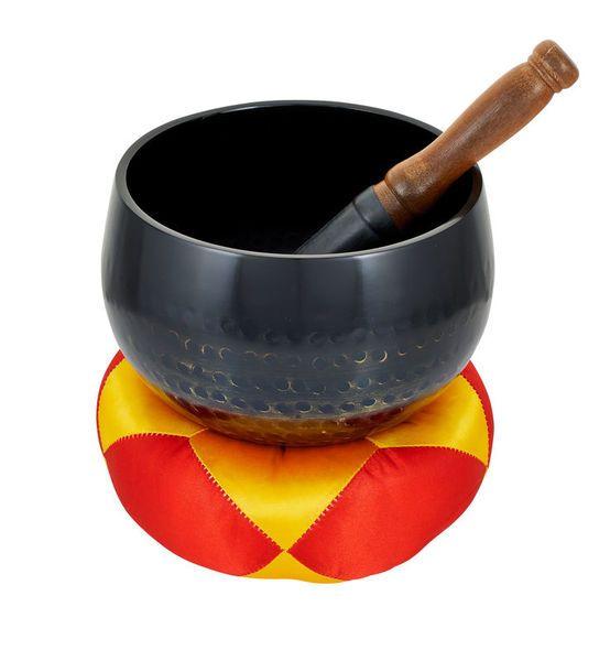 Amazon.com: Singing Bowl Indian Musical Instruments Brass Buddhist ...