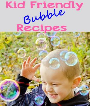Bubble Recipes for Kids  http://kidpep.com/blog/childrens-homemade-bubble-recipes/  #kidsbubbles #homemadebubbles