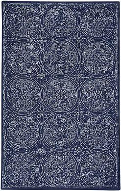 Callista Navy Rug