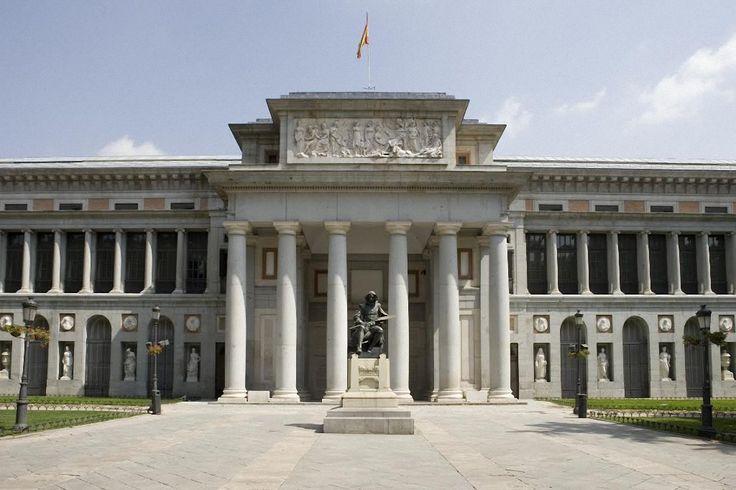 Museo del Prado- arquitecto Juan de Villanueva.