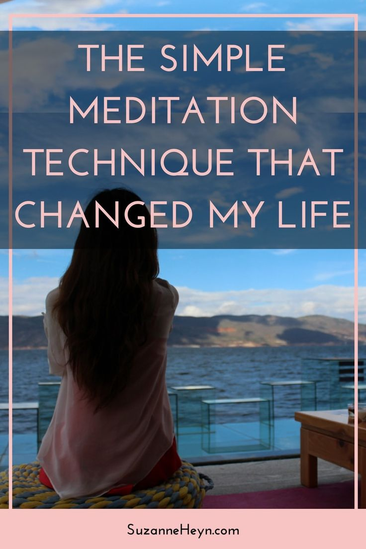 Click through to learn the simple but powerful meditation technique for emotional healing