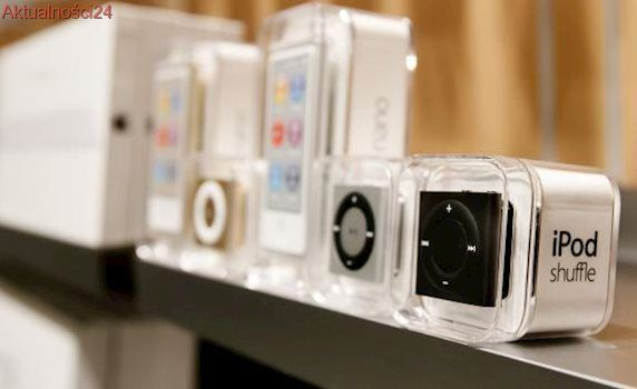 Apple zabija najmniejsze iPody. Shuffle'a i Nano już nie kupisz