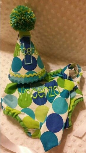 1st birthday boy cake smash birthday outfit by yzzybeez on Etsy, $30.00
