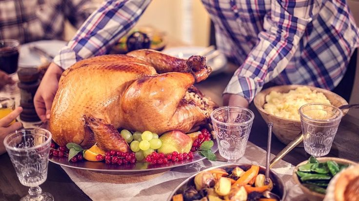 FOX NEWS: Thanksgiving and politics: How to keep your red and blue family from fighting
