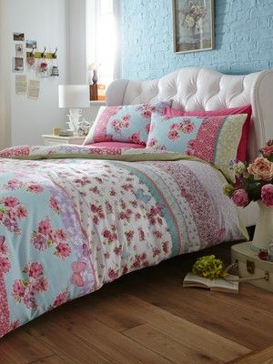 Gypsy Floral Duvet Cover Set, http://www.kandco.com/gypsy-floral-duvet-cover-set/1294068759.prd
