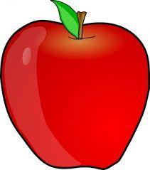 Výsledek obrázku pro ovoce kreslené
