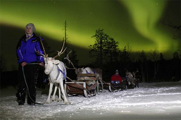 Northern Lights Holidays | Off The Map Travel