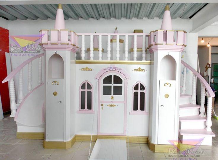 Photos de chambre d 39 enfants de style en par camas y - Ikea chambre d enfants ...