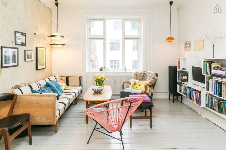 airbnb Family apartment, Nørrebro, Cph, DK