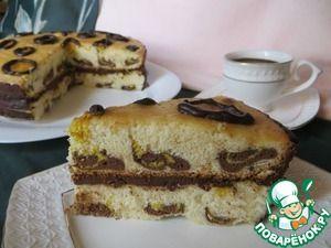 Леопардовый торт от Красавицы и Чудовища
