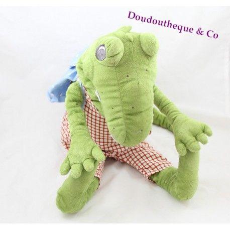 best 25 peluche crocodile ideas on pinterest tissu d 39 l phant fabrication poup es en tissu. Black Bedroom Furniture Sets. Home Design Ideas