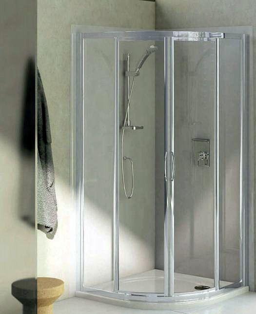 62 migliori immagini doccia design su pinterest - Box doccia misure standard ...