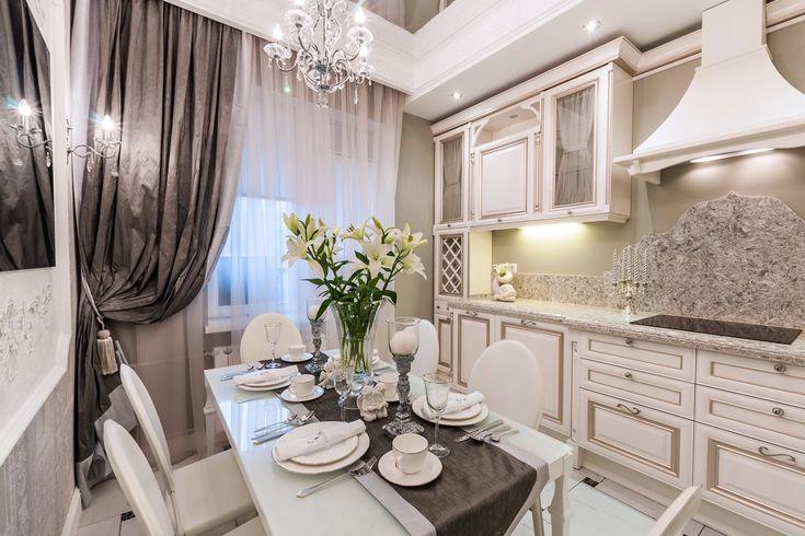 Кухня в итальянском стиле