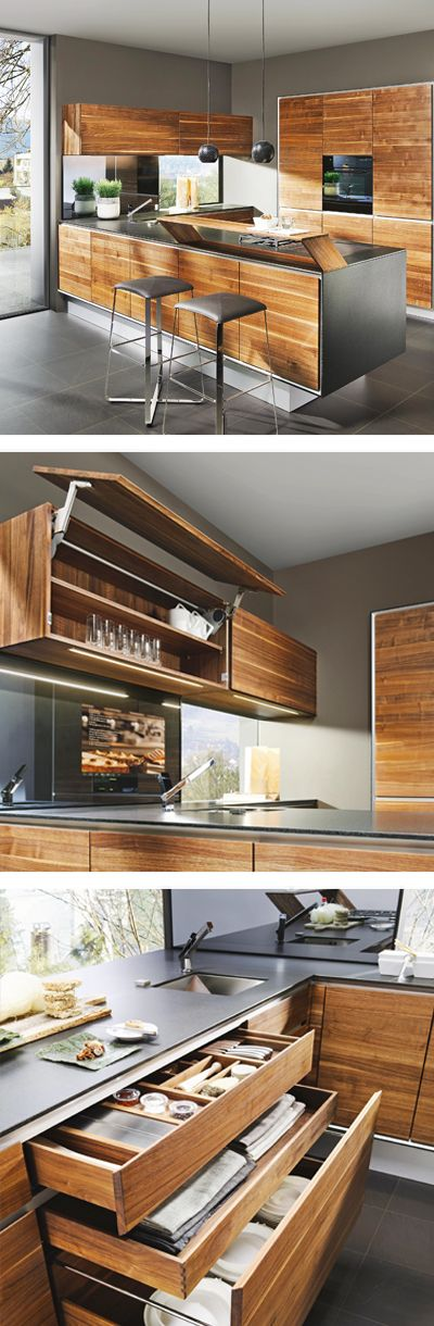 16 best Küche images on Pinterest Kitchen ideas, Dream kitchens - cleveres kuchen design