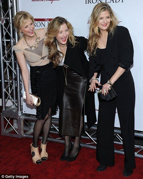 meryl streep's daughters are her mini-me's