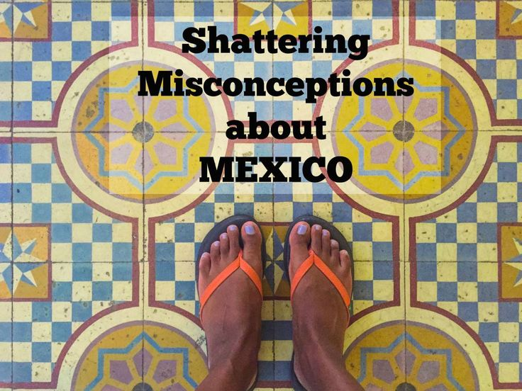 Mexico surprised me. I could see all of the misconceptions about Mexico shattering in my mind after traveling through the Yucatán Peninsula.