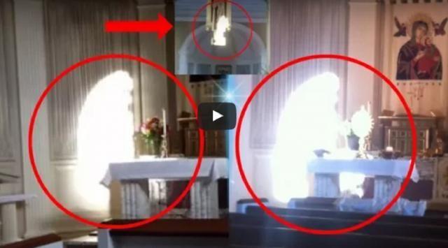 (adsbygoogle = window.adsbygoogle    []).push();   Un feligrés ha logrado capturar una aparición de la Virgen María en la iglesia Nuestra Señora del Perpetuo Socorro en Chicago. La foto muestra aparentemente una figura humana iluminada y fantasmal. APARICIÓN DE LA VIRGEN MARÍA...