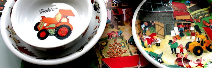 Arzberg-Porzellan Shop - Frühstücksteller 20 cm Bambini Auf dem Lande 8700-70620-0220-1