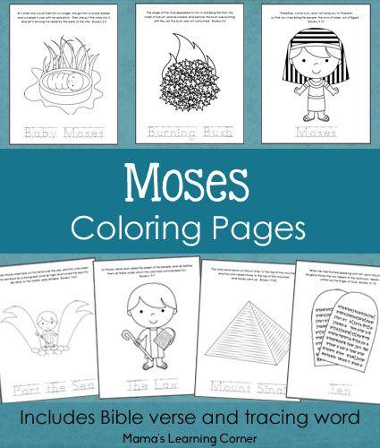 17 Best Images About Bijbel Mozes Voor Kleuters Bible