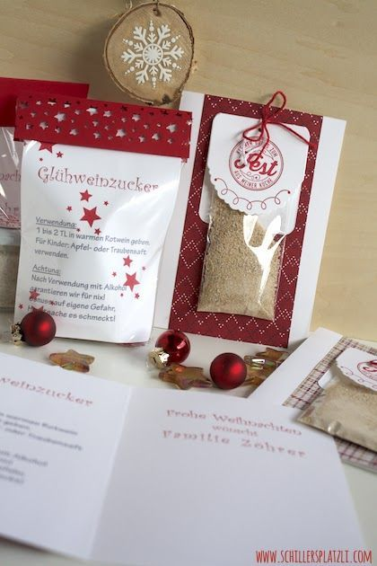 Weihnachten Geschenk Geschenk Aus Der Kuche Geschenkidee