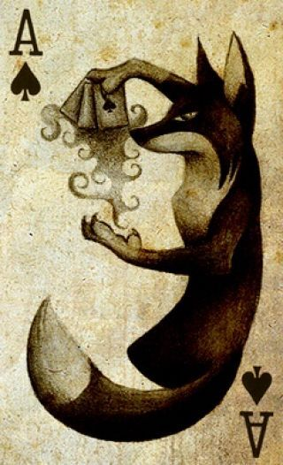 Trickster is the archetypal disruptive intelligence which all cultures need if they are to remain lively, flexible, and open to change. But that change is always an alarming process, and one in which there are no guarantees: what follows might not be better. https://theartofenchantment.net/2016/06/25/trickster-times/