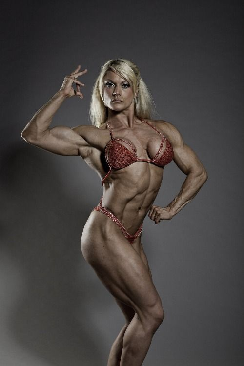36 best images about glamazons on pinterest workout - Lisa cross fbb ...